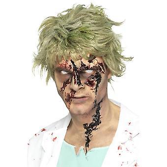 Zombie Scab Blood, Black, Dries Realistic, 20g