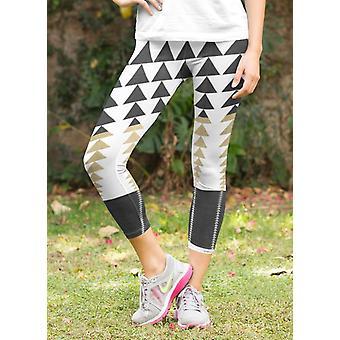 Minimal triangles legging