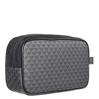 Beauty Case Emporio Armani Leather Case Kit de Aseo
