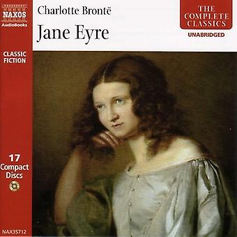 Charlotte Bronte - Jane Eyre [CD] USA import