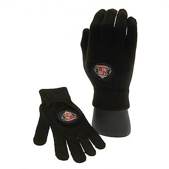 Sunderland AFC Official Junior Knitted Gloves