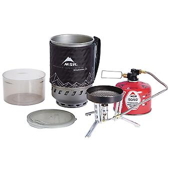 MSR WindBurner Duo Stove System (Gas Not Included)