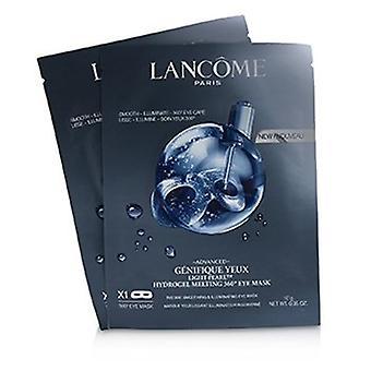 Lancome Genifique Yeux Advanced Lichtperle Hydrogel Schmelzen 360° Augenmaske 4blatt