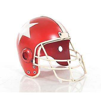"""7.5"""" x 10"""" x 8.5"""" Football Helmet"""