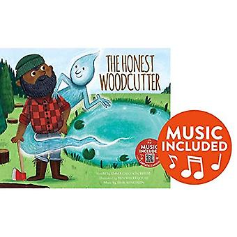 The Honest Woodcutter (Classic Fables in Rhythm and Rhyme)