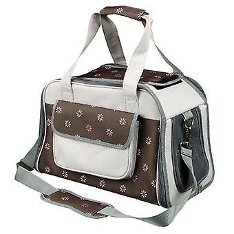 Trixie Libby Taupe and Gray Transport Bag (Dogs , Transport & Travel , Bags)