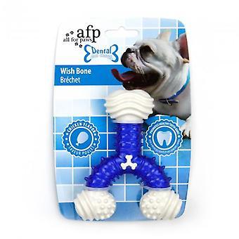 Sistema de AFP Dental (perros, juguetes y deporte, masticar juguetes)