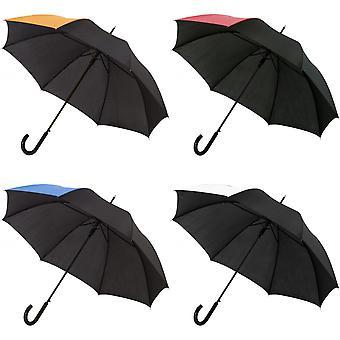 Bala guarda-chuva aberto da Lucy automático de 23 polegadas