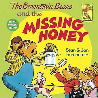 The Berenstain Bears and the Missing Honey by Stan Berenstain - Jan B