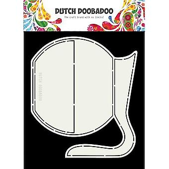 الهولندية Doobadoo الهولندية بطاقة الفن القهوة وعاء A5 470.713.695