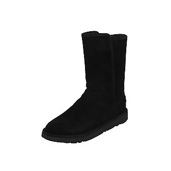 UGG ABREE SHORT II Women's Boots Black Lace-Up Boots Winter