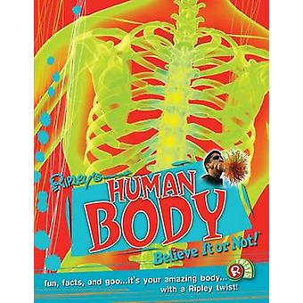 Ripley Twists - Human Body Portrait Edn by Ripley's Believe It or Not!