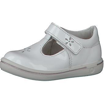 Ricosta Pepino Girls Winona T-bar Shoes White