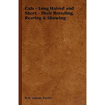 Cats  Long Haired and Short  Their Breeding Rearing  Showing by Soame & Evelyn & B.H.