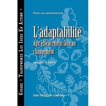 Adaptability Responding Effectively to Change French Canadian by Calarco & Allan