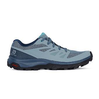 サロモンアウトラインGtx W 406190トレッキング一年女性靴