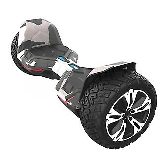 "G2 PRO- 8.5"" All Terrain Camo Hummer Monster Segway Hoverboard"