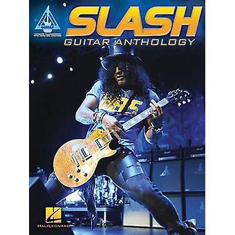 Slash - Guitar Anthology by Slash - 9781458407658 Book