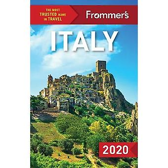 Frommer's Italy 2020 by Stephen Brewer - 9781628874747 Book