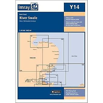 Imray Chart Y14 - The Swale by Imray - 9781846239793 Book