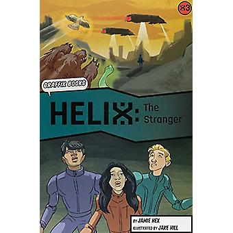 Helix - The Stranger (Graphic Reluctant Reader) by Jamie Hex - 9781848