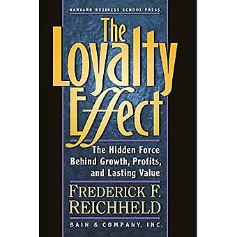 Loyalty Effect, The: The Hidden Force Behind Growth, Profits, and Lasting Value: The Hidden Force Behind Growth, Profits and Lasting Value