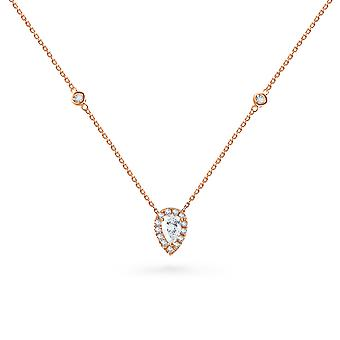 Necklace France 18K Gold and Diamonds