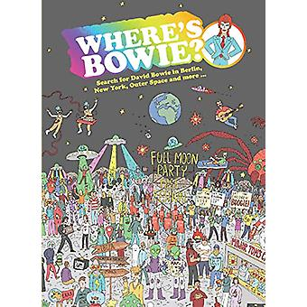 Where's Bowie? - Search for David Bowie in Berlin - Studio 54 - Outer
