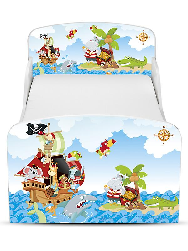 Lit pour tout-petits Pirate PriceRightHome