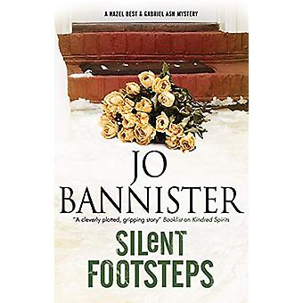 Silent Footsteps by Jo Bannister - 9781847519849 Book