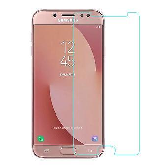 Samsung Galaxy J7 2017 réservoir protection protection verre blindé film real 9 H verre verre trempé