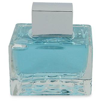 Blue Seduction Eau De Toilette Spray (Tester) By Antonio Banderas 2.7 oz Eau De Toilette Spray
