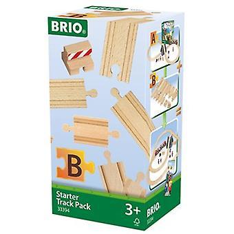 BRIO Starter Track Pack B 33394
