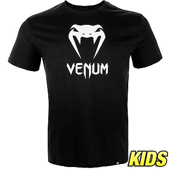 Venum Classic Kids T-Shirt Black