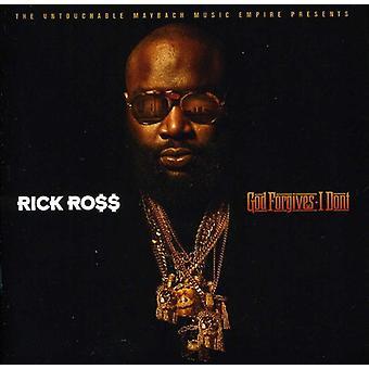 Rick Ross - God Forgives I Don't [CD] USA import