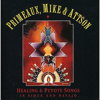 Primeaux & Mike - Peyote & Healing Songs [CD] USA import