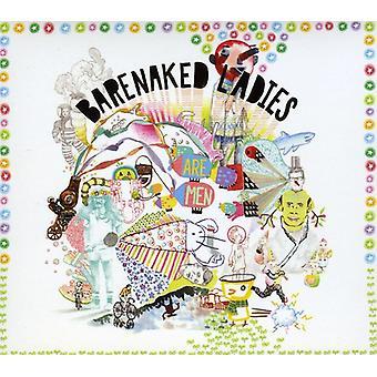 Barenaked Ladies - Barenaked Ladies Are Men [CD] USA import