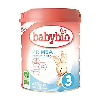 Milk Primea 3 Bio 10m + None