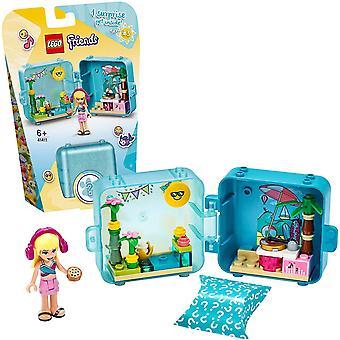 LEGO 41411 Przyjaciele Stephanie&Apos;s Summer Play Cube Series 3 Kolekcjonerski Mini Zestaw