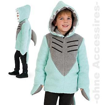 Shark Børns Kostume Ocean Sea Fish Underwater World Boys Kostume
