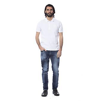 Frankie Morello Opticalwhite T-Shirt FR995028-XS