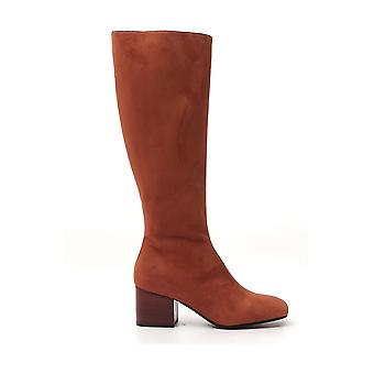 Marni Stms004306p358000m30 Women's Brown Suede Boots