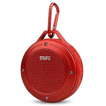 Outdoor Wireless Bluetooth 4.0 Stereo Portable Speaker Built-in Mic Shock