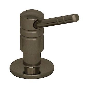 Discovery Solid Brass Soap/Lotion Dispenser - Nichel lucido