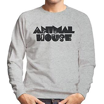 Animal House Black Logo Men's Sweatshirt