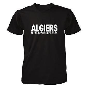 Algír Az alsó Power Póló