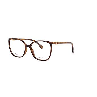 Fendi FF0442/G 086 Havana Glasses
