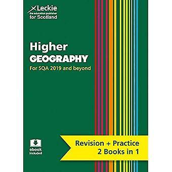 Revisão e Prática Completa de Geografia Superior: Revisar currículo para exames de Excelência SQA (Exames de Revisão Completa e Prática sQA) (Exames de Revisão Completa e Prática sQA)