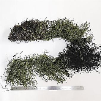 Hunting Rifle Wrap Rope Grass, Tip Ghillie Costume, Gun Stuff, Cover