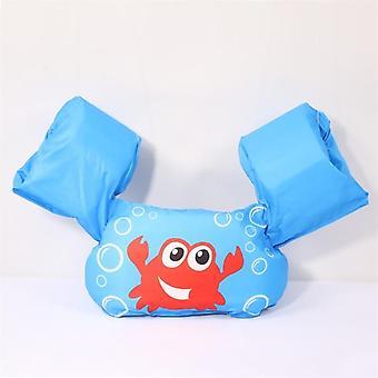 طفل السباحة حلقات رغوة الكرتون ثوب سترة من العائمة سلامة الأطفال الحياة
